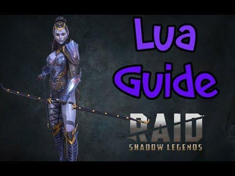 Lua Guide Raid Shadow Legends