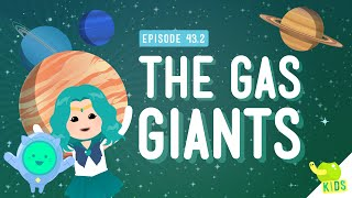 Gas Giants Weather: Crash Course Kids #43.2