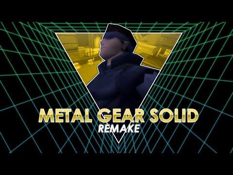 Metal Gear Solid HD Remake - Final Trailer (DREAMS)