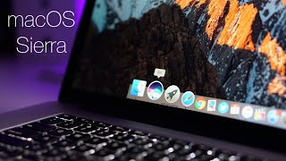 macOS Sierra is Out! - What's New?