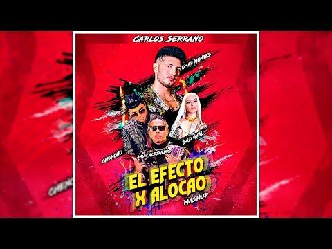 Alocao x El Efecto – Omar Montes, Bad Gyal, Rauw Alejandro & Chencho Corleone