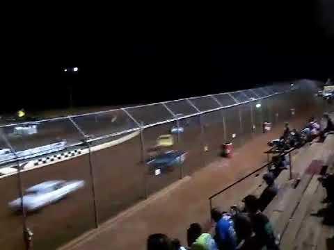 Swainsboro Raceway 9/16/17 Road Warrior