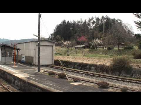 【車窓風景】 奥出雲おろち号 (4) 出雲三成→出雲坂根