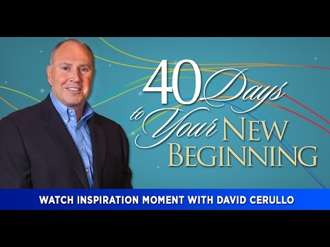 40 Days to Your New Beginnings - Introduction