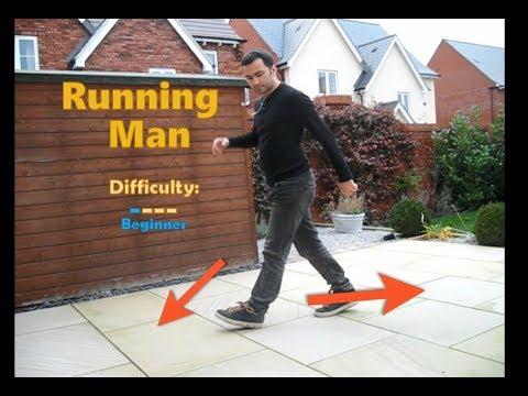 Electro Swing Dance Tutorial - 3) Running Man