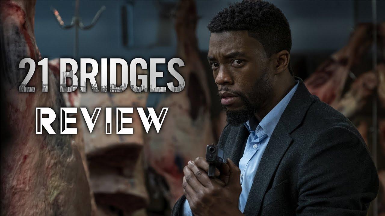 21 Bridges Kritik