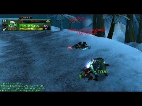 Mezmud 2 Rogue PvP Movie/Warmane.com 3.3.5a/Icecrown