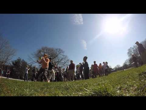 La Murga de Panama - School of HONK at Brandeis Arts Fest - 4/17/16