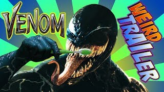 VENOM Weird Trailer | FUNNY SPOOF PARODY by Aldo Jones