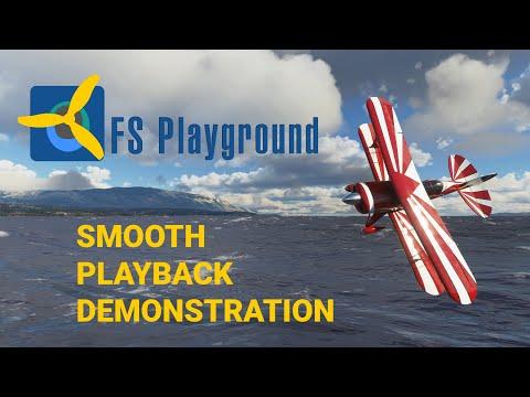 Smooth playback demo