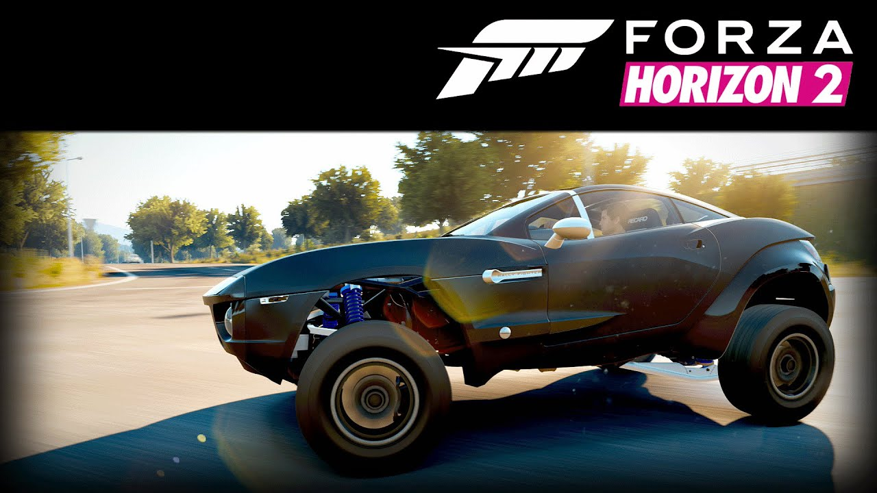 Forza Horizon 2 Local Motors Rally Fighter 2014 Xbox One Gameplay HD ...