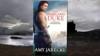 The Highland Duke Book Trailer