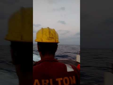 ONGC Offshore platform