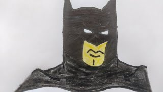 Batman Drawing Easy Step by Step here 👉 🦇👱