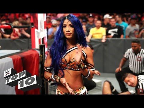 Sasha Banks' most savage moments: WWE Top 10, Aug. 19, 2019