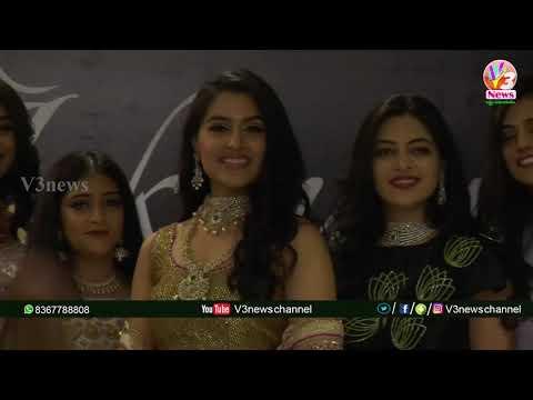 Arkayam Exhibition Fashion Show ||V3 News Channel