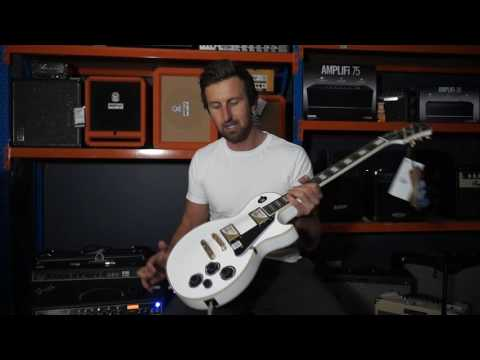 EPIPHONE LES PAUL CUSTOM PRO - 60ISH SECOND REVIEW