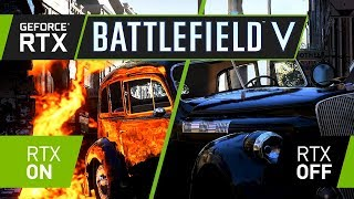 Battlefield V: Official GeForce RTX Real-Time Ray Tracing Demo thumbnail