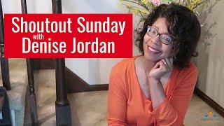 Shoutout Sunday Show with Denise Jordan  Open Invitations, Trending Topics, Fall Calendar