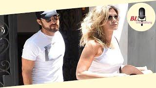Jennifer Aniston + Justin Justin Theroux: Albtraum-Flitterwochen