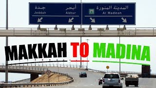 Hajj 2018 | Makkah to Madina By Road | umrah 2018