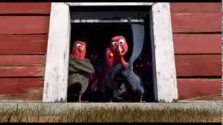 Free Birds (2014) Official Trailer