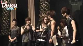 {DubuSubs} 100816 SHINee in Japan + RDD