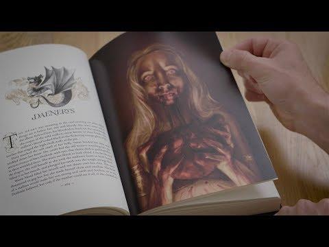 Jonathan Burton On Illustrating The Folio Edition Of George R. R. Martin's A Game Of Thrones