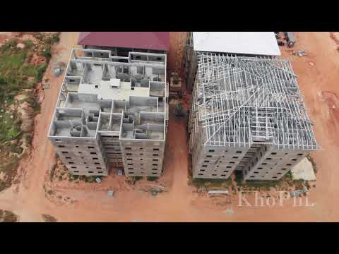 Real Estates: Eden Heights Residents & Fortune City (Diamond Villa) in Accra