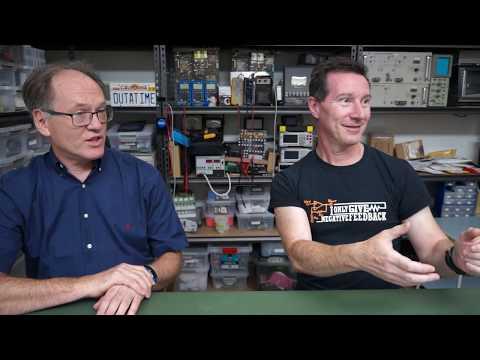 EEVblog #1032 Part 1 - John Kenny Keysight Interview