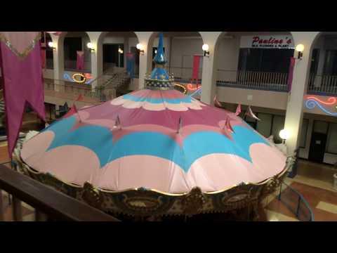 Ghost mall in San Bernardino California.