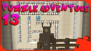 Minecraft Xbox - Puzzle Adventure - Triplicity The Overgrown Facility [13]