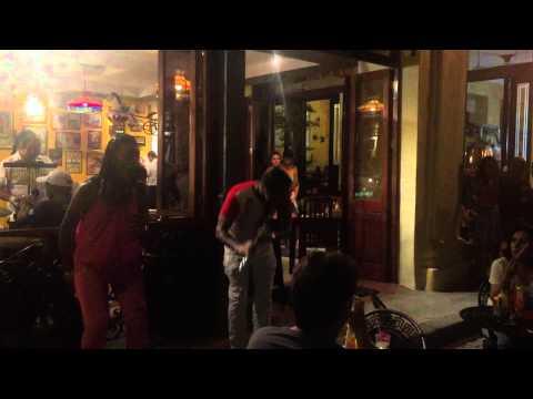 Paladar La Vitrola Habana Vieja Descarga De Flauta En Vivo
