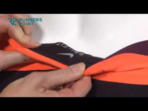 Nike Twisted Capri Laufhose