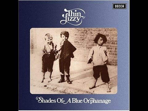 Thin Lizzy - Shades of a Blue Orphanage (1972)