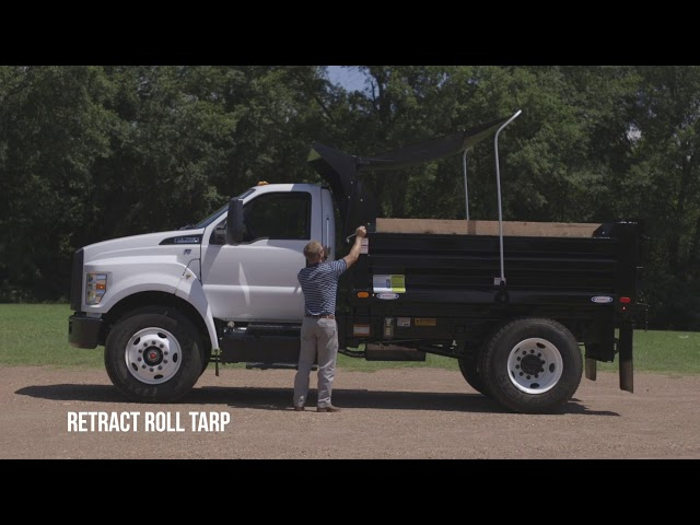 Ledwell Operational Series - Dump Truck