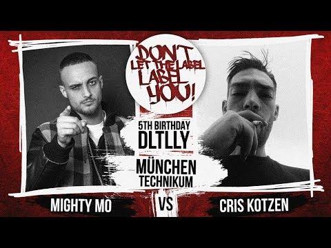 Cris Kotzen VS Mighty Mo // RapBattle 2018 // BDAY #5 | München // DLTLLY