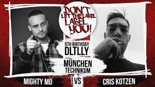 Cris Kotzen vs Mighty Mo // DLTLLY RapBattle (B.Day#5 // München) // 2018