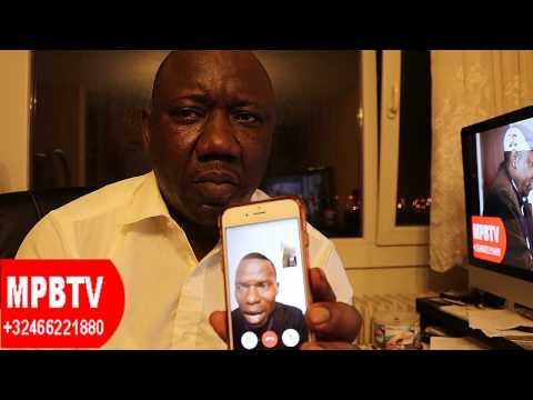 RDC:Eliezer Ntambwe riposte!  Felix Tshisekedi a-t-il trahi le Corps d'Etienne Tshisekedi???