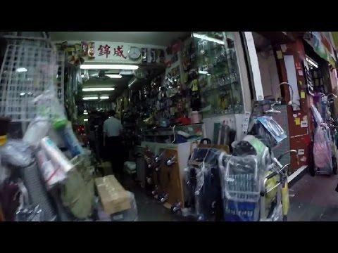 【Hong Kong Walk Tour】Shanghai Street - Reclamation Street