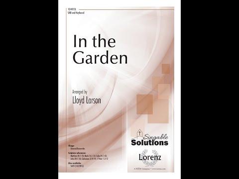 In the Garden (SAB) - Lloyd Larson