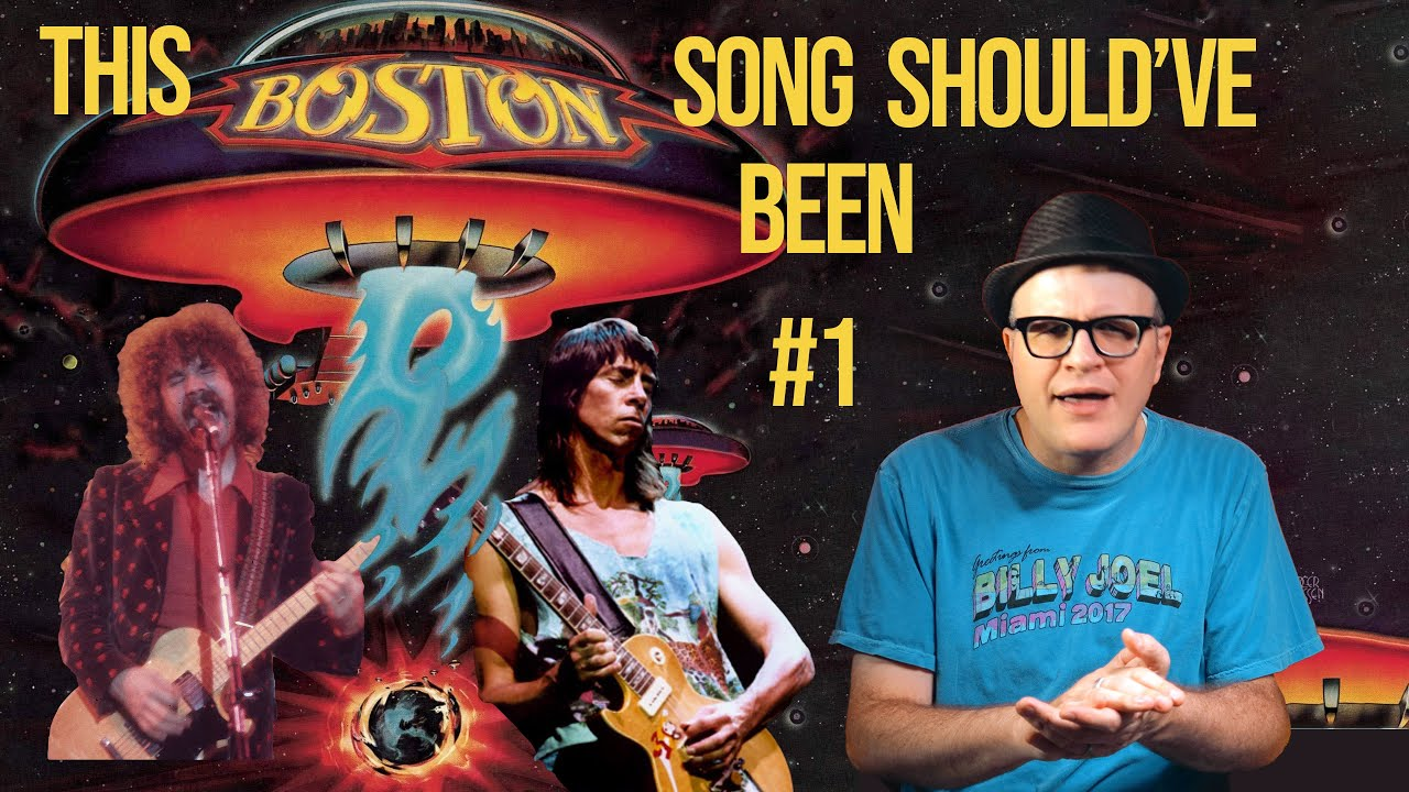 """BOSTON: Tom Scholz/Brad Delp """"More Than A Feeling"""" Story 