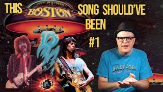 """BOSTON: Tom Scholz / Brad Delp """"More Than A Feeling"""" Story 