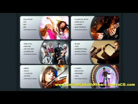 online radio software new york radio stations online music stations - online radio player