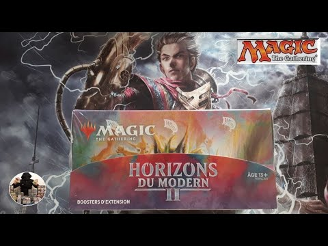 Download Horizons du Modern 2 : INCROYABLE ouverture boîte de 30 boosters d'extension @Magic: The Gathering