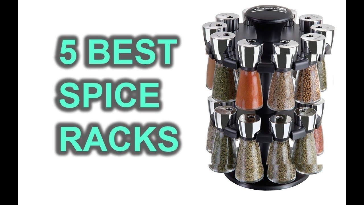 Best Spice Racks 2019 Best Spice Racks by in 2019   YouTube