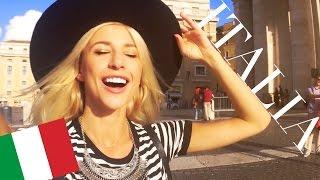 Evelina Goes To Italy