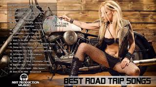 Best Riding Rock Songs of All Time  Greatest Road Trip Rock Songs