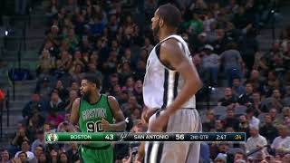 Boston Celtics vs San Antonio Spurs - Decemeber 5, 2015