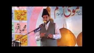 Allama Ali Nasir Talhara Majlis e Aza With Dua Zakir Syed Iqbal Hussain Shah Bajarwala 30 March 2015